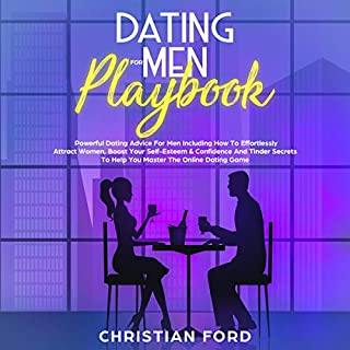 Dating for Men Playbook cover art