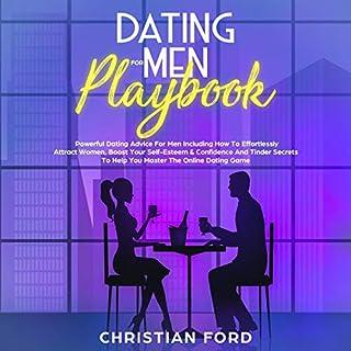 Dating for Men Playbook audiobook cover art