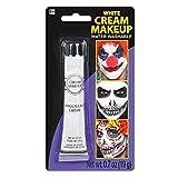 amscan 840927 White Cream Makeup, 1 Piece