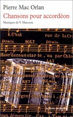 Chansons pour accordéon