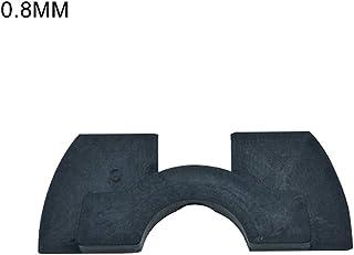 Alamor 0.8//1.2//1.5 Mm Almohadilla De Amortiguador De Vibraci/ón De Goma para Xiaomi Mijia M365 M187 Scooter De 1,2 Mm