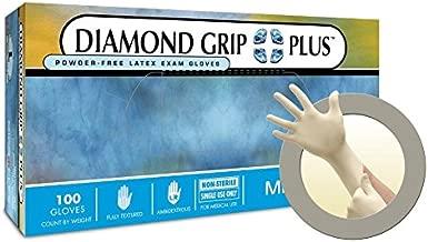 diamond grip plus microflex