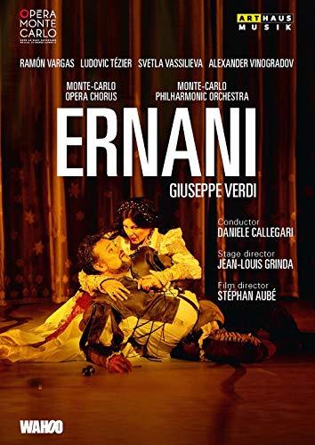 Verdi: Ernani (Opéra Monte-Carlo, 2014)