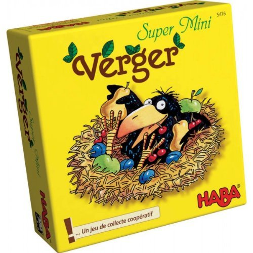 HABA- Super Mini Verger, 005476