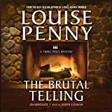 Bargain Audio Book - The Brutal Telling  A Three Pines Mystery