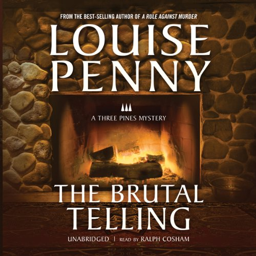 The Brutal Telling cover art