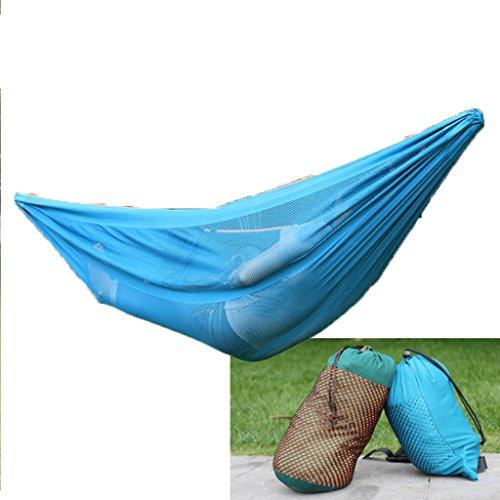 Yxsd hangmat, Ademend IJsgaas, Outdoor Camping Swing, Slaapzaal Kinderstoel, 230 * 150cm