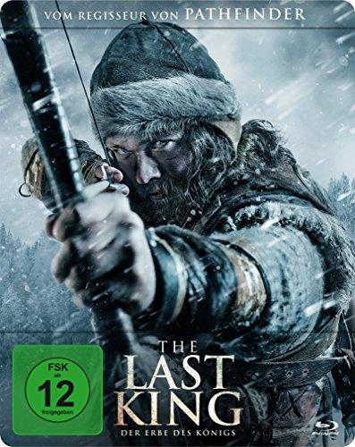 The Last King - Der Erbe des Königs - Steelbook [Blu-ray]