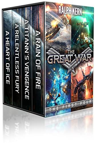 The Great War: Books 1-4: (A Military Sci-Fi Box Set) (English Edition)