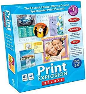 print explosion for mac