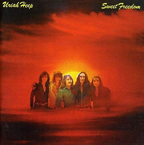 Uriah Heep: Sweet Freedom (Audio CD)