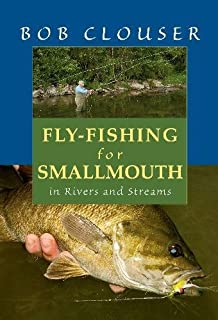 fly fishing for smallmouth bass in streams