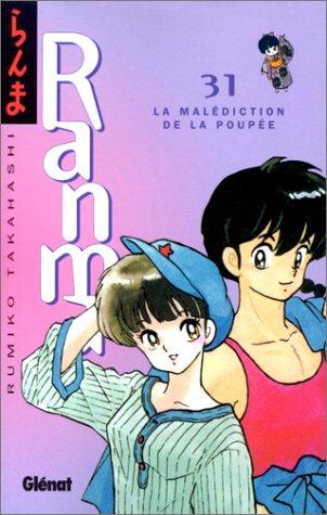 Ranma 1/2 - Tome 31: La Malédiction de la poupée