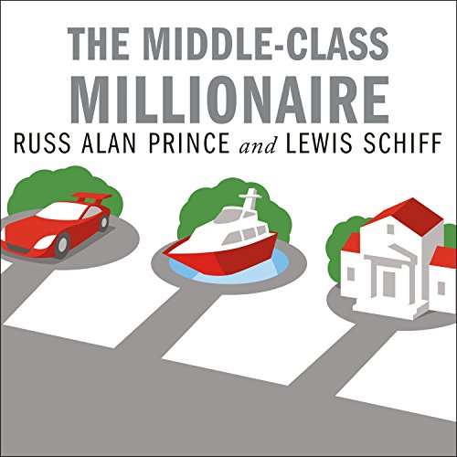 The Middle-Class Millionaire audiobook cover art