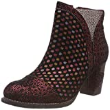 Laura Vita Women's Anna 1382 Ankle Boots, Red (Rouge Rouge), 7 UK