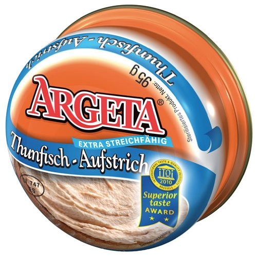 Argeta Thunfisch-Aufstrich - 95gr
