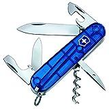 Victorinox V13603.T2B1 Navaja Medio Spartan Blister, Azul, M