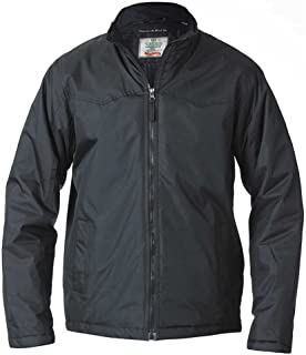 D555 by Duke Mens Light Padded Jacket, Black (S-XXL)