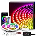 WiFi Wireless Smart Phone Controlled LED Tape Light Kit