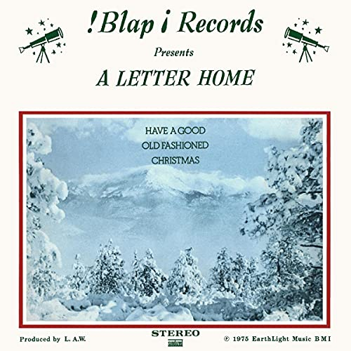 Have A Good Old Fashioned Christmas (White Vinyl)