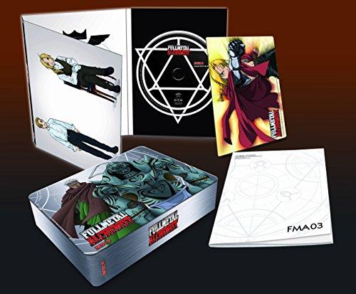 Fullmetal Alchemist - Metal Box #03 (Limited) (Eps 35-51) (3 Dvd)