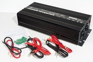 Spanningsomvormer 5000-10000 Watt 12-230V