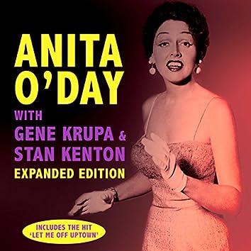 Anita O'Day With Gene Krupa & Stan Kenton
