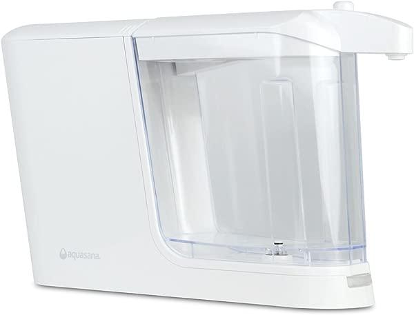 Aquasana Clean Water Machine Powered Water Filter Dispenser Filters 320 Gallons White