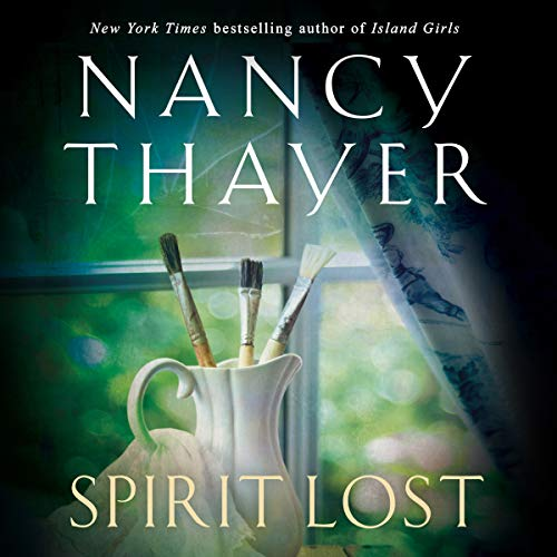 Spirit Lost audiobook cover art