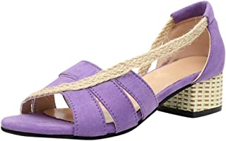 High-heeled sandals shoes woman sandals high heels women sandals flat casual shoes summer sandals women summer shoes genuine platform