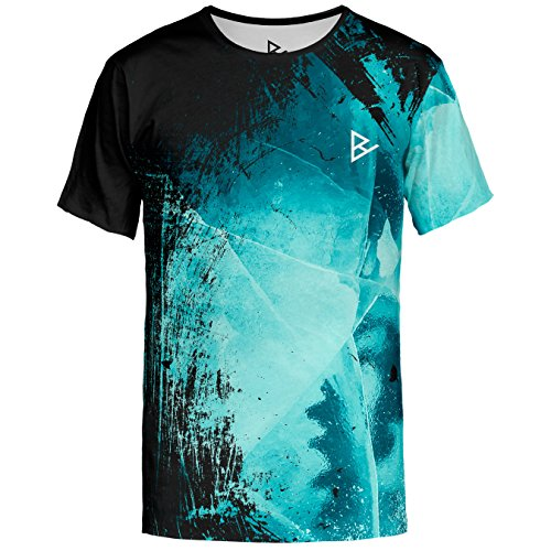 Blowhammer T-Shirt Herren - Dark Ice TS - M