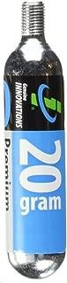 Genuine Innovations 20G Threaded Co2 Cartridge - Single