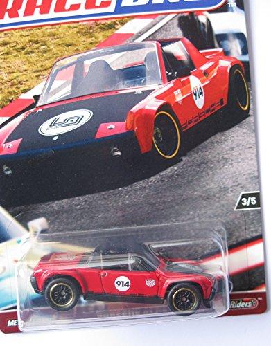 Hot Wheels 2017 Car Culture Race Day 3/5 - Porsche 914-5