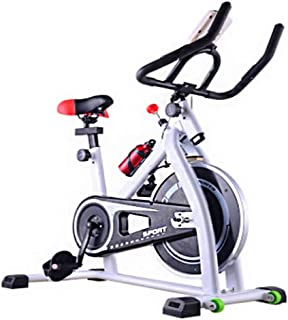HLH-Fitness Equipment Durable Trainer Advanced Bicycle with Training Computer and Elliptical Cross Exercise Bike Non-Slip