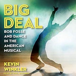 Big Deal audiobook cover art