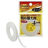 ジャパン スリーエム カバーアップテープ 詰替用 651R 1個