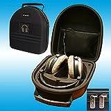 V-MOTA TDD Headphone Suitcase Carry case boxs for Beyerdynamic DT880 DT860 DT990 T1 DT770 DT797 DT811 DT911 DT770 pro T1 T5P T7P T90 DT1900 Custom ONE pro Headset