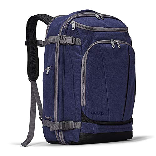 eBags TLS Mother Lode Weekender Convertible (Brushed Indigo)