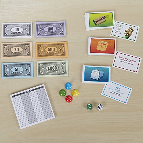 Jeu Jour de paye Pay Day Hasbro Game - 1