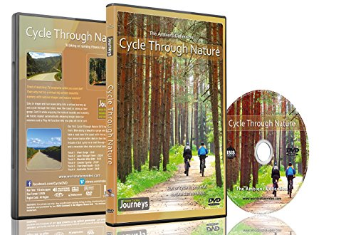Cycle Through Nature - Virtual Cycle Experience for Indoor Walking Treadmill and Running Workouts