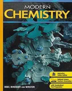Best modern chemistry holt rinehart Reviews