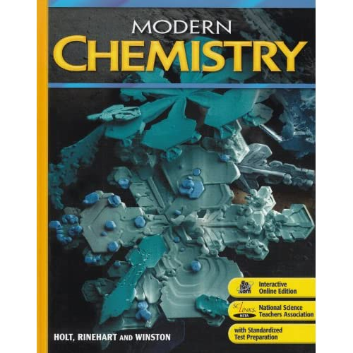 Modern Chemistry Student Edition 2009