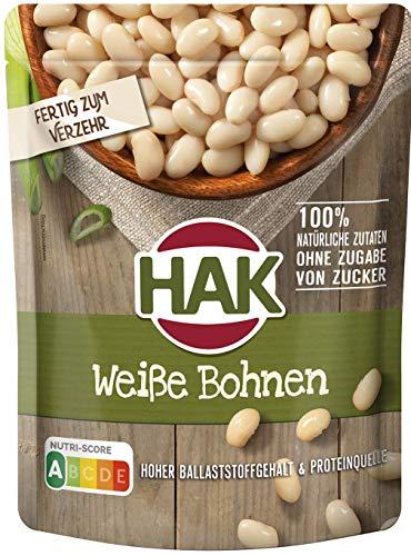 Weiße Bohnen 225g im Beutel HAK 7 Stück (7 x 225 gr)