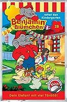 Benjamin Bluemchen - Folge 28: rettet den Kindergarten [Musikkassette]