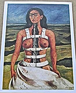 Best frida kahlo lithograph Reviews