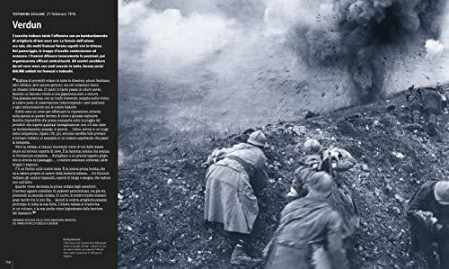 La prima guerra mondiale. Da Sarajevo a Versailles. Ediz. a colori