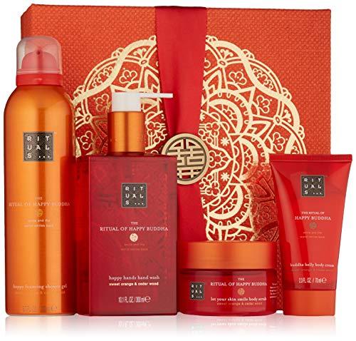 RITUALS The Ritual of Happy Buddha Geschenkset mittel Energising Treat