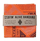 Colter Co. Reflective Survival Bandana, High Visibility for Camping, Hiking, Hunting, Backpacking |...