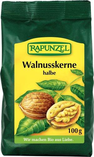 Rapunzel Bio Walnusskerne halbe, 100g (2 x 100 gr)