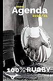 Mon Agenda 100% RUGBY: Agenda scolaire sur le thème du Rugby | année 2020/2021 | collégien ou lycéen | spécial joueur et supporter de Rugby | planning ... | intérieur personnalisé | format 14 X 22 cm